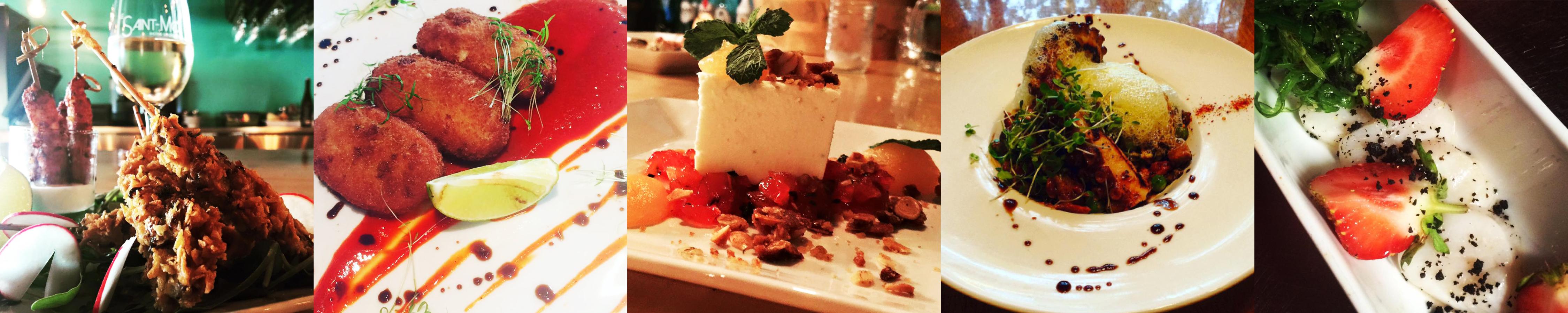 Restaurant Le Saint-Mo bistro gourmand Shawinigan