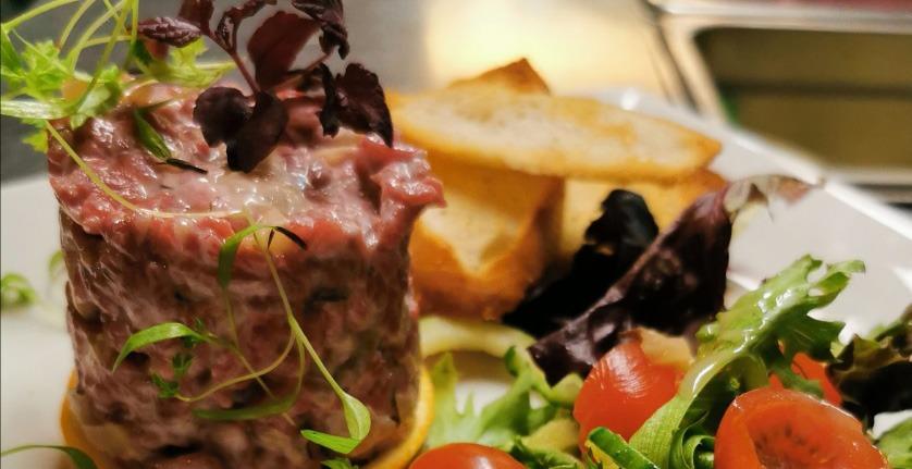 Savoureux plats - Le Saint-Mo, Bistro Gourmand à Shawinigan